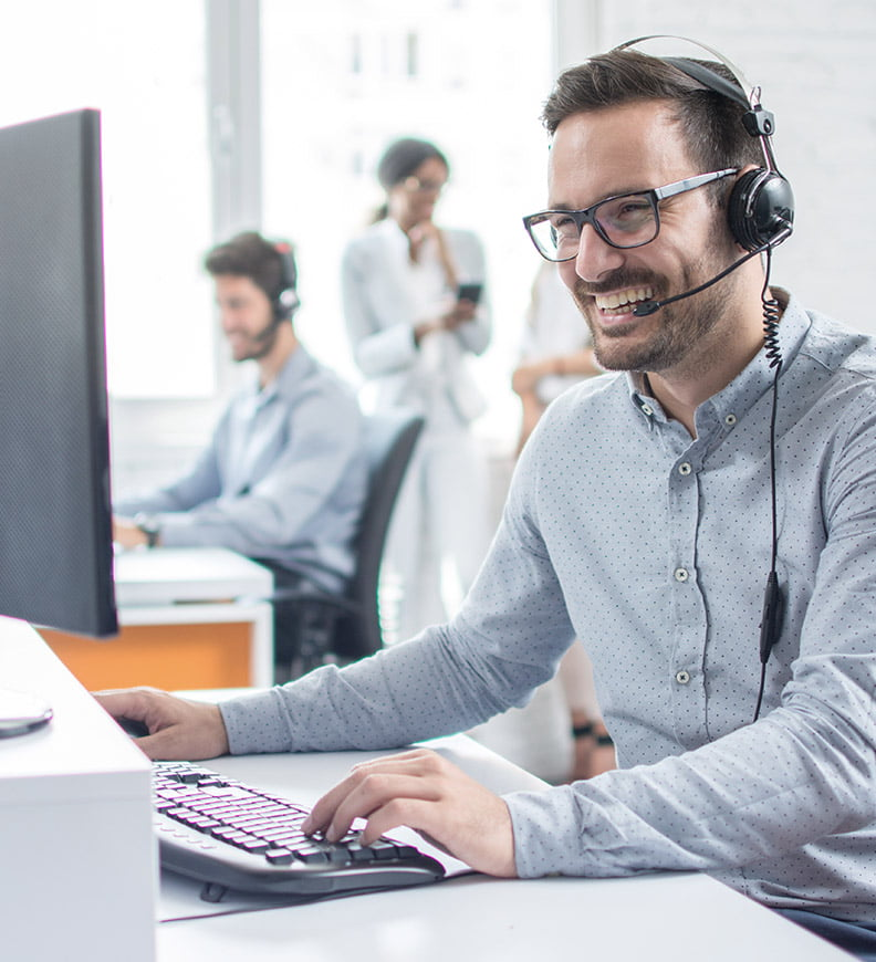 business customer support at safrapay